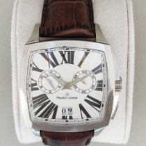 Maurice Lacroix Miros Steel 39mm Silver Roman numerals