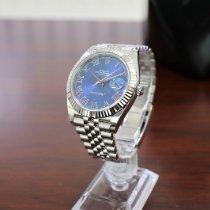 Rolex Datejust II Gold/Steel 41mm Blue Roman numerals UAE, Dubai