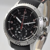 Breguet Type XX - XXI - XXII Steel 44mm Black Arabic numerals United States of America, Ohio, Mason