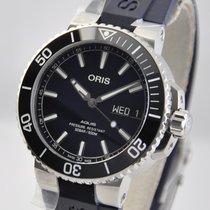 Oris Hammerhead Limited Edition Steel 45.5mm Blue No numerals United States of America, Ohio, Mason
