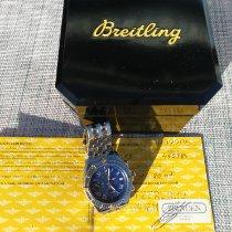 Breitling Crosswind Racing Сталь 43mm Синий Римские