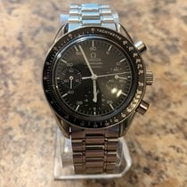 Omega Speedmaster Reduced Steel 39mm Black No numerals United States of America, New Jersey, Hammonton