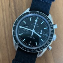 Omega 311.30.44.51.01.002 Acier 2018 Speedmaster Professional Moonwatch 44,25mm occasion