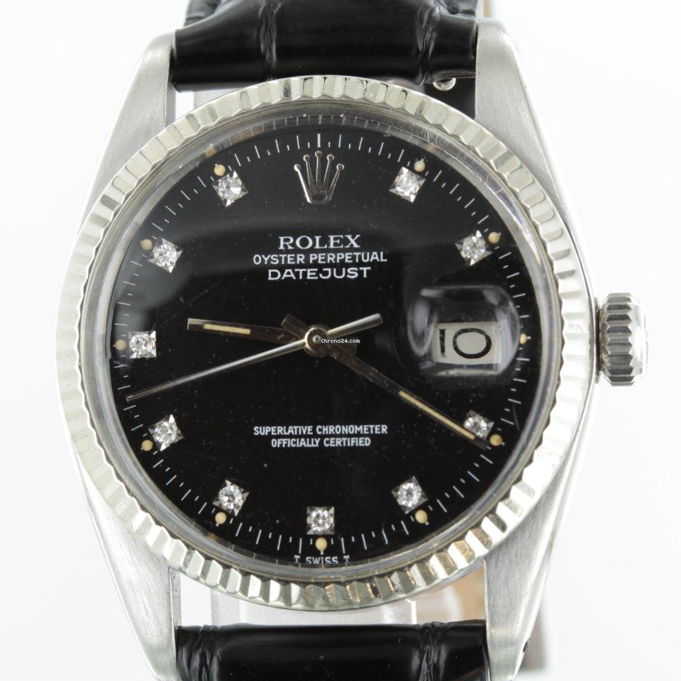 Rolex Datejust 16014 1979 usado