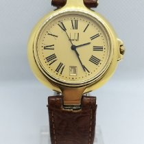 Alfred Dunhill Gold/Steel 36mm Quartz 966.412 pre-owned