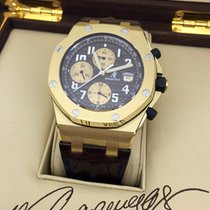 Audemars Piguet 26007BA.OO.D022CR.01 Yellow gold Royal Oak Offshore new United States of America, New York, New York