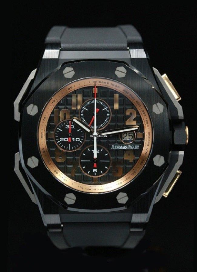 Audemars Piguet Royal Oak Offshore Chronograph 26378IO.OO.A001KE.01 Arnold Schwarzenegger new
