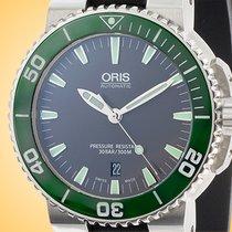 Oris Aquis Date Steel 43mm Grey United States of America, Illinois, Northfield