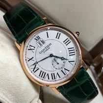Cartier W1550251 Oro rosa Rotonde de Cartier 42mm usados