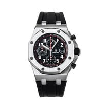 Audemars Piguet Royal Oak Offshore Chronograph Сталь 42mm Черный Aрабские