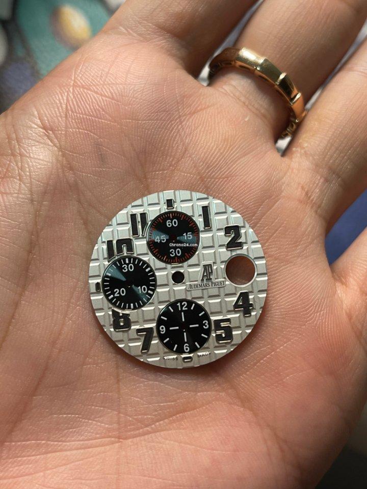 오드마피게 로열오크 오프쇼어 크로노그래프 26170 2010 중고시계