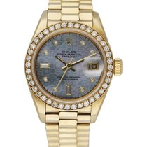 Rolex Lady-Datejust 69138 Very good Yellow gold 26mm Automatic United States of America, New York, New York
