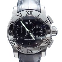 Corum Steel 44mm Automatic 02.0012 pre-owned