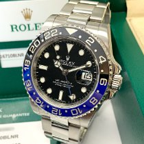Rolex GMT-Master II 116710BLNR Very good Steel 40mm Automatic