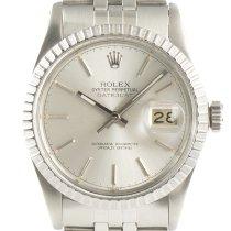 Rolex 16013 Сталь 1983 Datejust 36mm подержанные
