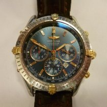 Breitling Shadow Flyback B35312 Fair Gold/Steel 38mm Automatic