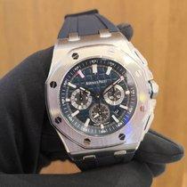 Audemars Piguet Royal Oak Offshore Titanium 42mm Blue No numerals Malaysia