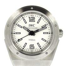 IWC Ingenieur Stahl 80mm Weiß Schweiz, Geneva