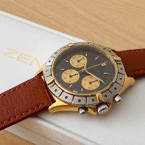 Zenith El Primero Chronograph Acero y oro Negro