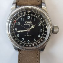 Oris Steel 40mm Automatic 7543 pre-owned