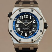 Audemars Piguet Royal Oak Offshore Diver Сталь 42mm Черный