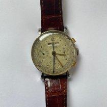 Rolex Chronograph Stahl 35mm Weiß