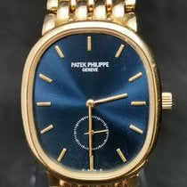 Patek Philippe 3978 Yellow gold Golden Ellipse pre-owned