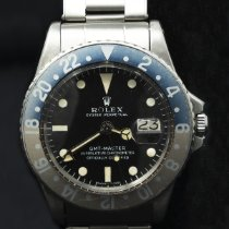 Rolex GMT-Master Rolex 1675 GMT-Master Long E Very good Steel Automatic