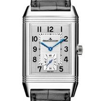 Jaeger-LeCoultre Steel 45.6mm Manual winding 3858520 new