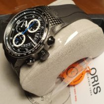 Oris Williams F1 Carbone 44mm Noir France, VIF
