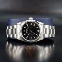 Rolex Oyster Perpetual 31 occasion 31mm Noir Acier