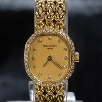 Patek Philippe Yellow gold 20mm Manual winding pre-owned