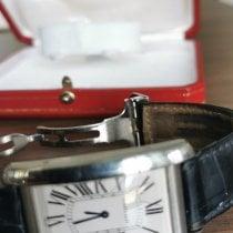 Cartier Platine 44mm Remontage manuel W2601651 occasion France, Sadirac
