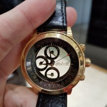 Quinting Rose gold Automatic QSL56 pre-owned