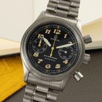 Omega Dynamic Chronograph Çelik 38.5mm Siyah