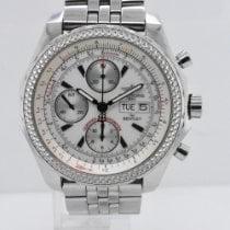 Breitling Bentley GT Steel 45mm White No numerals United States of America, New York, New York