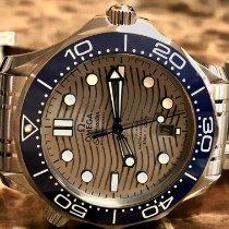 Omega Seamaster Diver 300 M Acero 42mm Gris Sin cifras