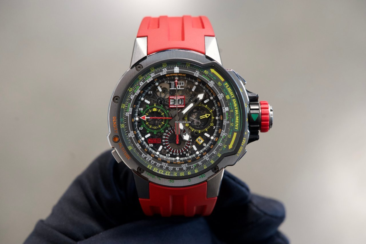 Richard Mille RM 039 pre-owned