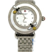 Michele Cloette Steel 38mm Mother of pearl United States of America, New York, New York