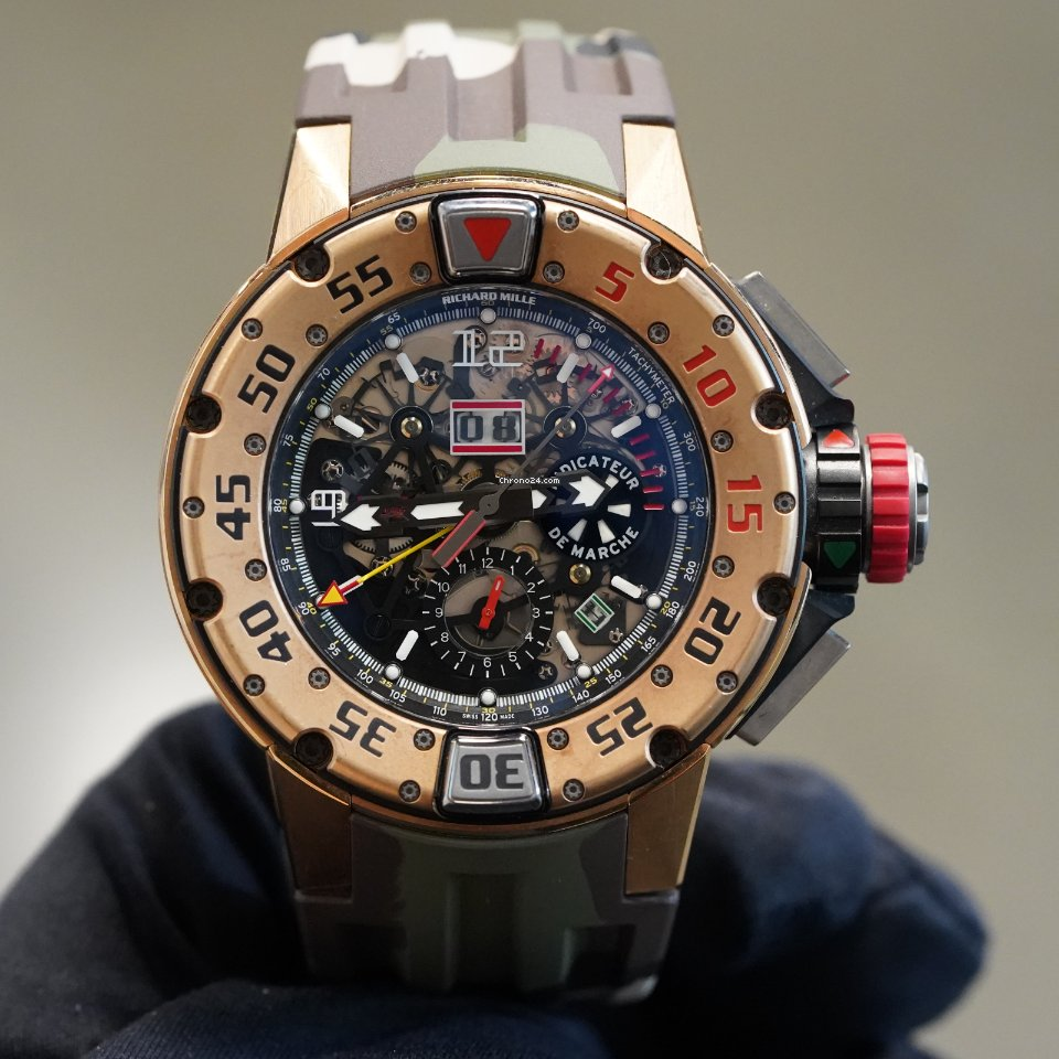Richard Mille RM 032 RM 032 2018 pre-owned