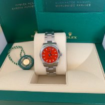 Rolex Oyster Perpetual 31 Acero 31mm Rojo
