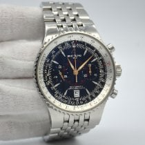 Breitling A23340 Steel Montbrillant Légende 47mm pre-owned United States of America, New York, New York