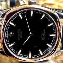 Rolex Cellini Danaos White gold 38mm Black No numerals United States of America, Pennsylvania, Philadelphia