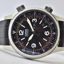 Oris Royal Flying Doctor Service Limited Edition Steel 44mm Black Arabic numerals
