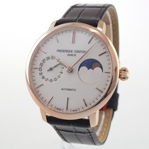 Frederique Constant Slimline pre-owned 39mm Leather