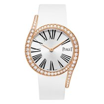 Piaget Limelight Rose gold 38mm Silver Roman numerals United States of America, California, Newport Beach