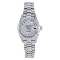 Rolex 69166 Platine Datejust 26mm occasion