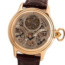 Glashütte Original Julius Assmann Rose gold 40mm No numerals