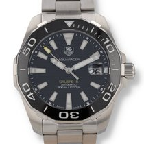 TAG Heuer Aquaracer 300M Steel 43mm Black United States of America, New Hampshire, Nashua