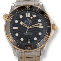 Omega Seamaster Diver 300 M Steel 42mm Black United States of America, New Hampshire, Nashua